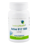 SEEKING HEALTH Active B12 1000 60 lozenges