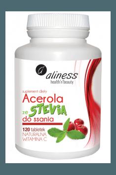 Acerola with Stevia