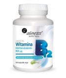 ALINESS Vitamin B12 Methylcobalamin 900mcg 100 caps.
