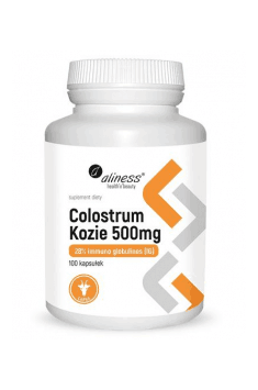 Ziegenkolostrum 500mg