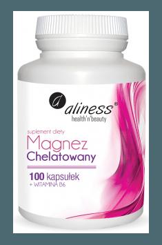 Chelatiertes Magnesium 560 mg + Vit. B6