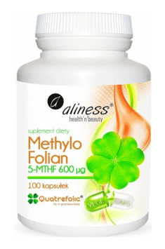 Methylo Folat 5-MTHF 600mcg