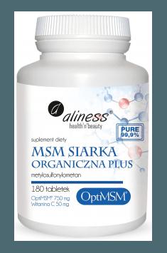 MSM Organischer Schwefel Plus