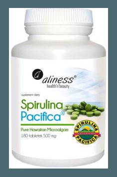 Spirulina Hawaiianische Pacifica 500mg