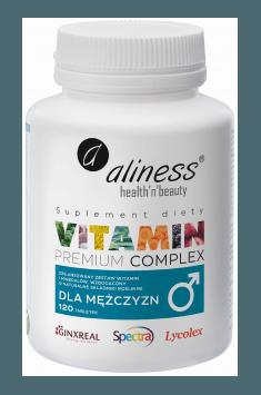 Premium Vitamin Complex Für Männer