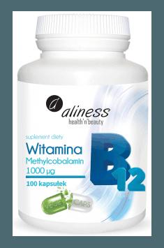 Vitamin B12 Methylcobalamin 1000mcg