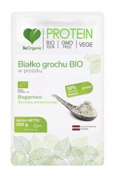 Erbsenprotein BIO