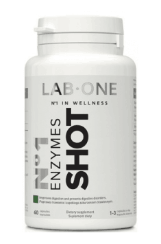 No1 Enzymes Shot