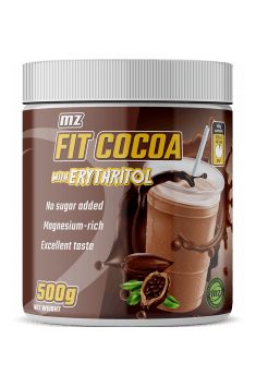 Fit Cocoa mit Erythrit