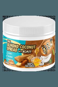 Mandel-Kokos Creme mit Honig