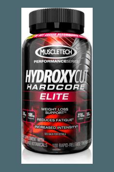 Hydroxycut wird verwendet, um Fett zu verbrennen