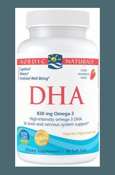 DHA 830mg