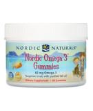 NORDIC NATURALS Nordic Omega-3 Gummies 60 Gummis