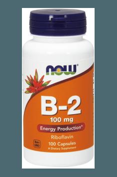 Vitamin B-2 100mg