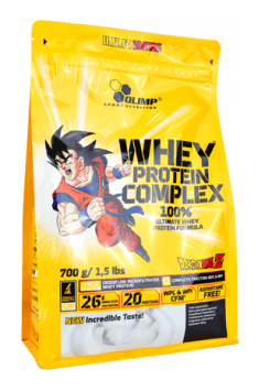 Whey Protein Complex 100% Dragon Ball Limited Edition