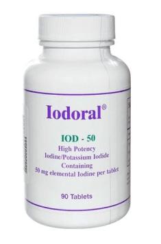 Iodoral IOD-50