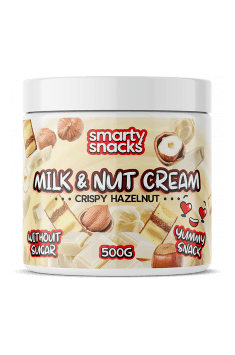 Milk & Nut Cream