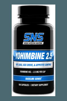 Yohimbine 2.5