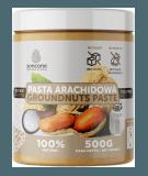 SONCONE Erdnusscreme mit Xylitol und Meersalz 500g