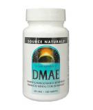 SOURCE NATURALS DMAE 130mg 100 tab.