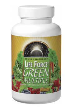 Life Force Green Multi