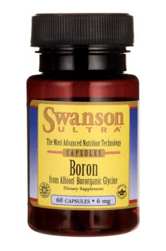 Boron 6mg