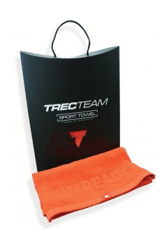 Towel 002 Orange 50x70 cm